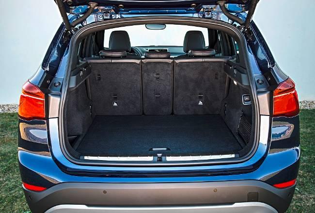 Багажное отделение BMW X1 F48
