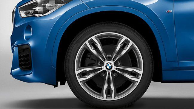 Диск для BMW X1 F48 с пакетом M Sport Package