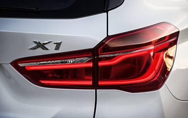 Задняя оптика BMW X1 F48