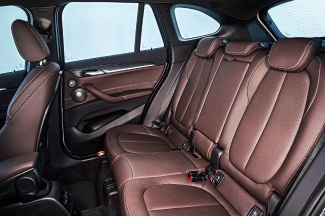 Интерьер BMW X1 F48