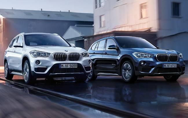 Обои BMW X1 F48