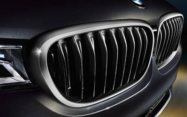 Решетка радиатора BMW 7 Series G12 - G12