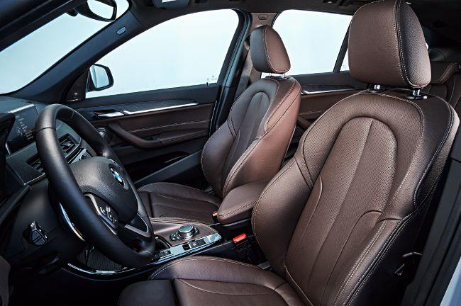 Салон BMW X1 F48