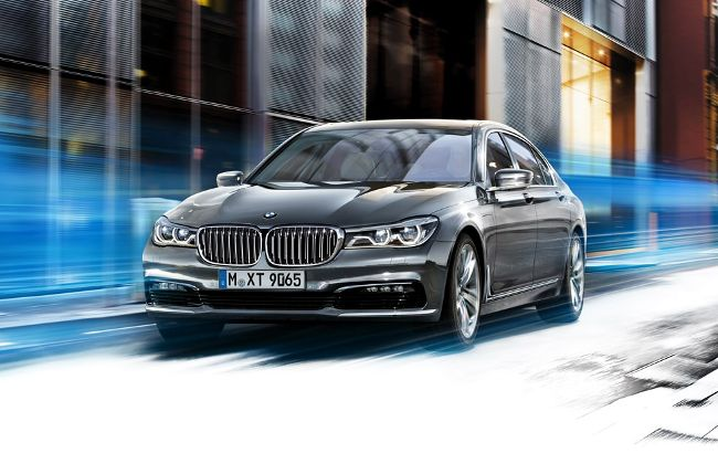 Фото BMW 740Le eDrive G12