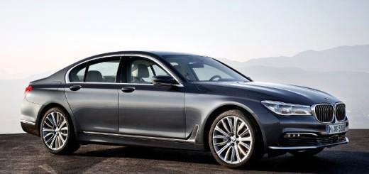 BMW 730d G11 7 Series
