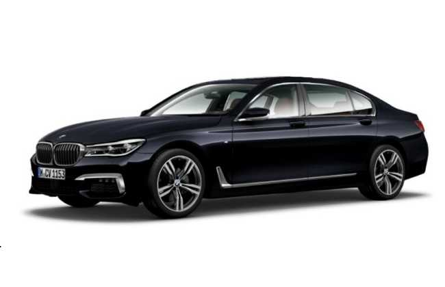 BMW 740d-740Ld xDrive G11-G12 7 Series - ттх