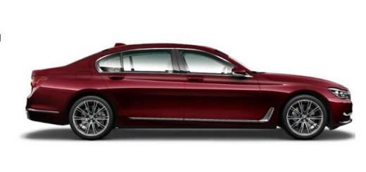 BMW 740i-Li G11-G12 7 серии - фото - параметры