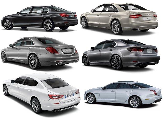 BMW G11 против