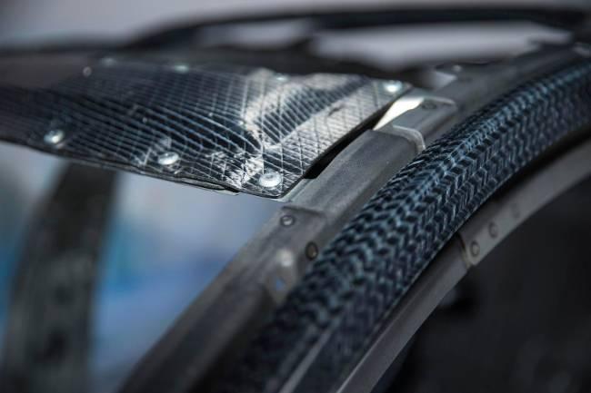 BMW G11-G12 с карбоновой конструкцией кузова