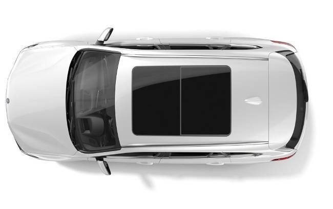 BMW X1 F48 - вид сверху
