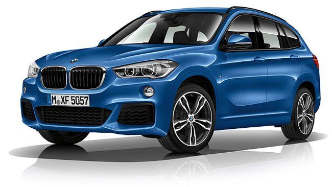 BMW X1 F48 с пакетом M Sport Package