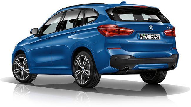 BMW X1 F48 с пакетом M Sport