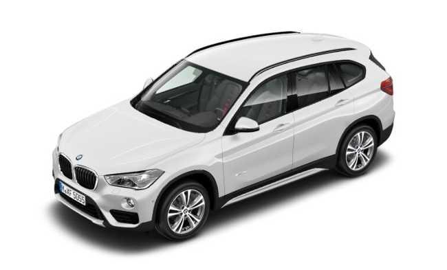 BMW X1 xDrive20i F48 - ттх - vs - фото