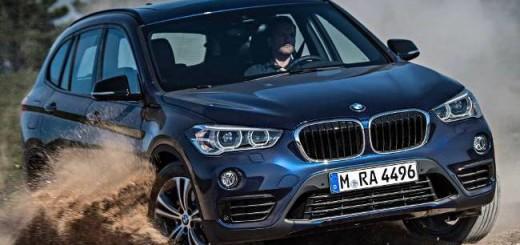 BMW X1 xDrive25i F48 - фото