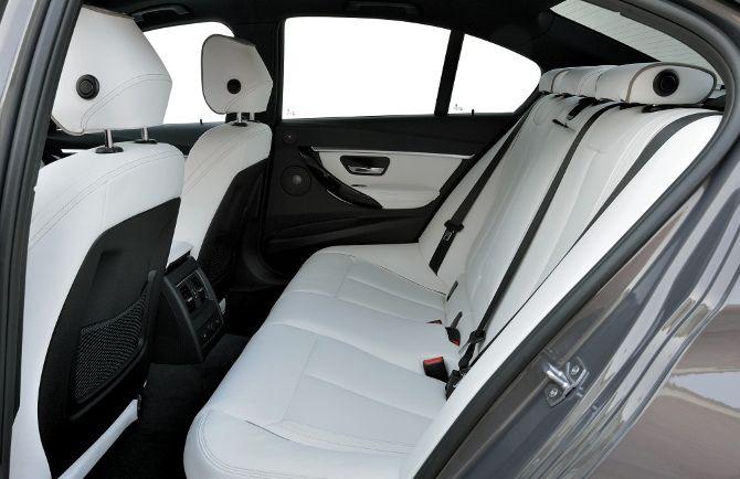 Интерьер BMW 340i F30