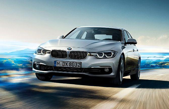 Концепт BMW 330E F30 3 Series