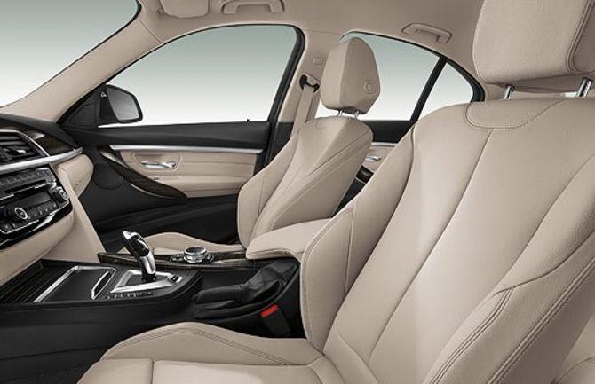 Салон BMW 330E F30 3 Series