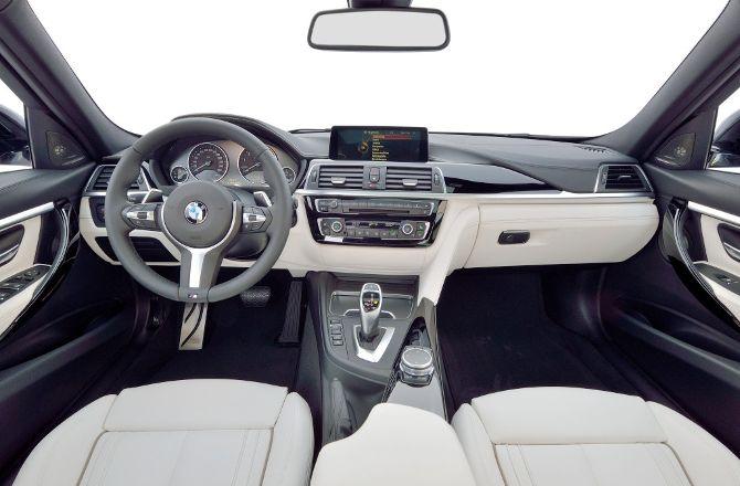 Торпедо BMW 340i F30 3 Series