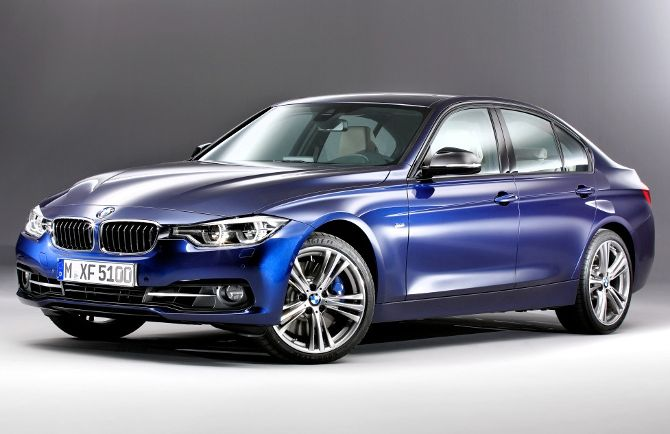 Фото BMW 340i F30 3 Series