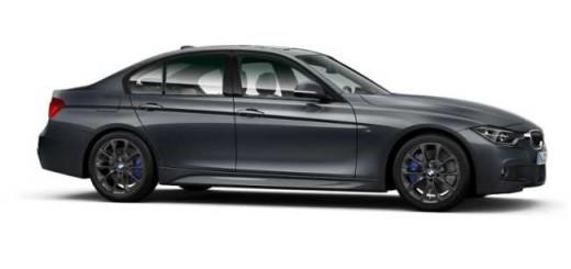 BMW 330i F30 3 Series - параметры