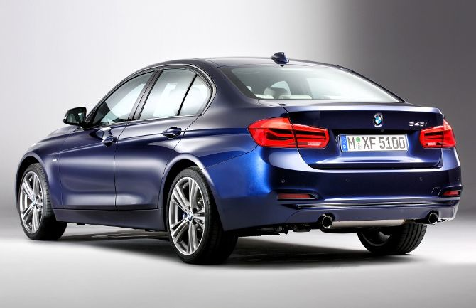 Photo BMW 340i F30 3 Series
