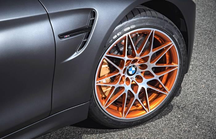 Диски BMW M4 GTS F82