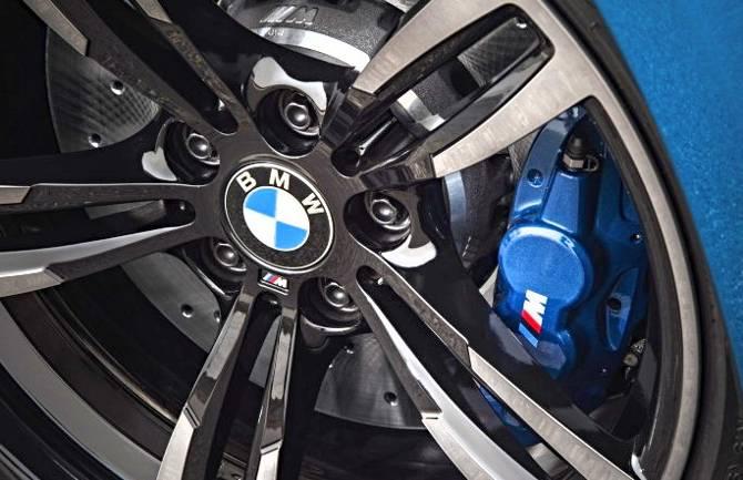 Диск и суппорт BMW M2 F87