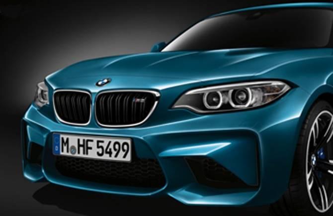 Передняя часть BMW M2 F87
