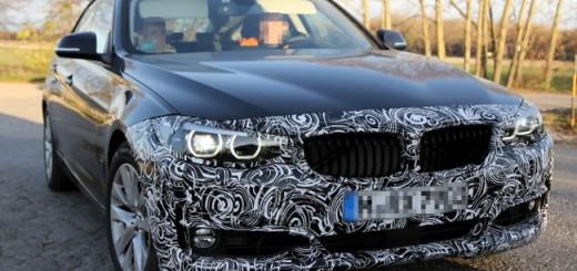 Рестайлинговая версия BMW 3GT F34 3-й серии