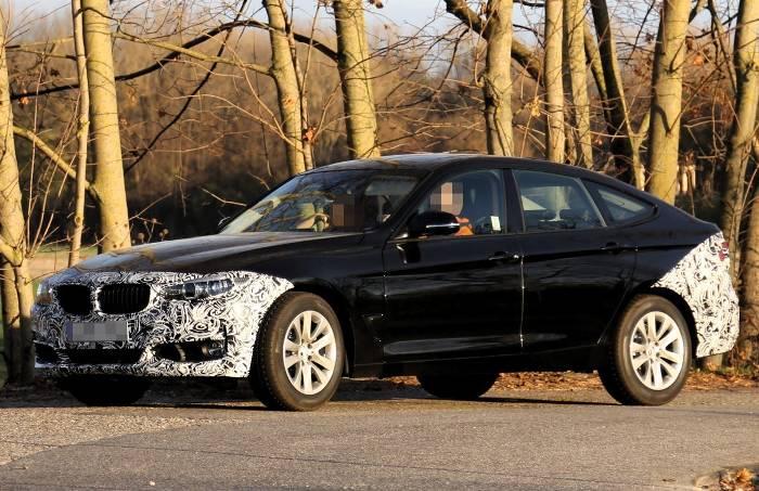 Рестайлинг BMW 3GT F34 3-й серии
