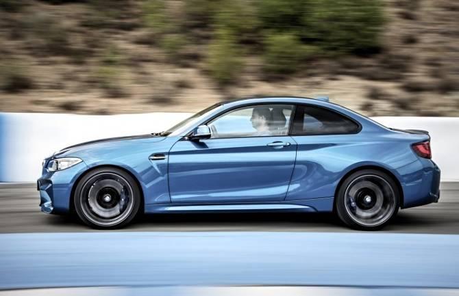 BMW F87 M2 - фото