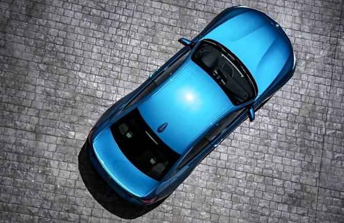 BMW M2 F87 - вид сверху