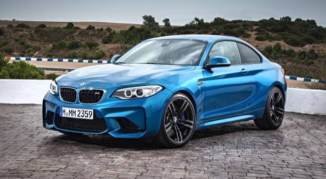 BMW M2 F87-ттх-фото-видео