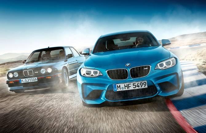 BMW M2 F87 - M3 E30