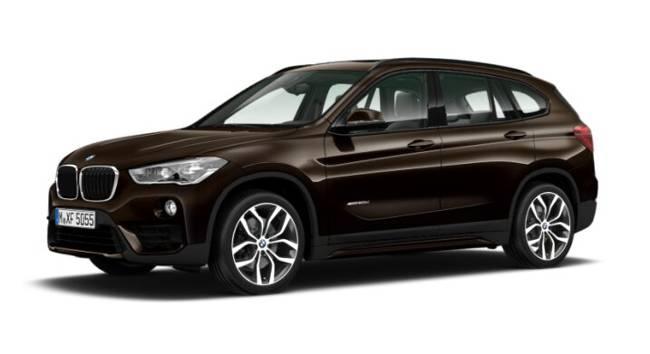 BMW X1 sDrive-xDrive18i F48-параметры