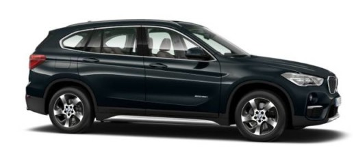 BMW X1 sDrive16d F48-ттх