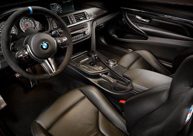 Салон BMW M4 DTM Champion Edition F82
