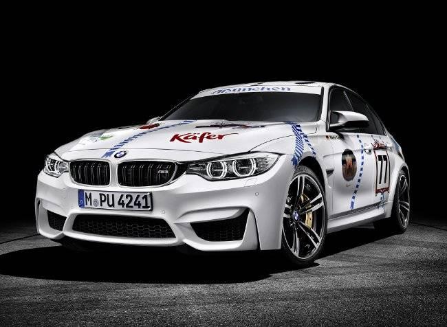 BMW M3 Munchner Wirte F80-история
