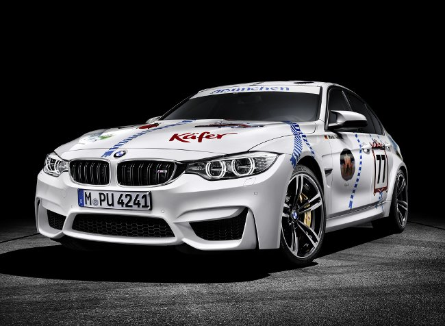 BMW M3 Munchner Wirte F80 - фото