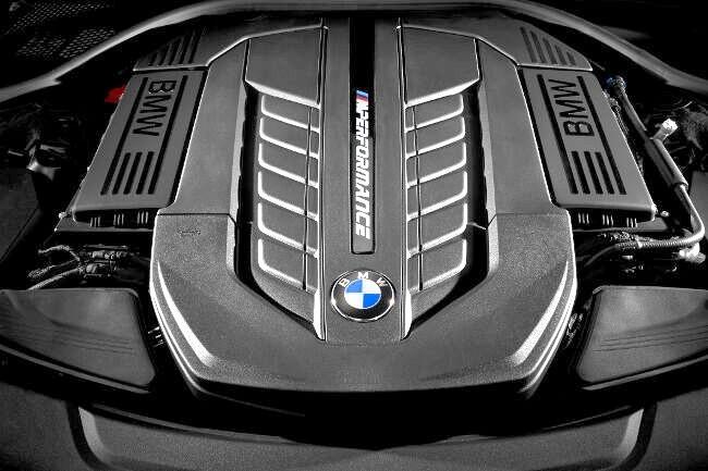 Двигатель BMW M760Li xDrive G12