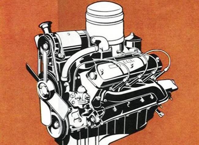 Двигатель-M337-BMW-501-A