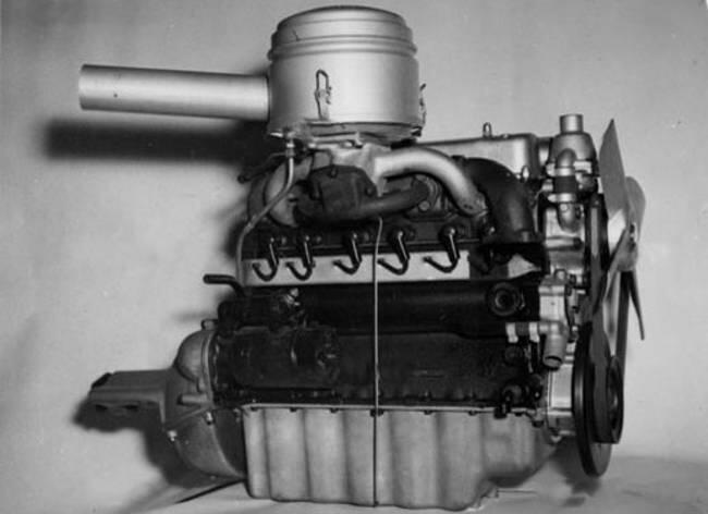 Мотор-БМВ-М337-для-BMW-501