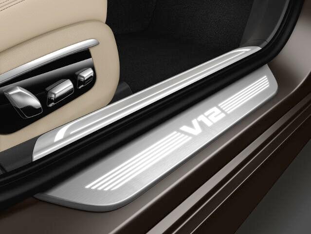 Порог BMW M760Li xDrive G12