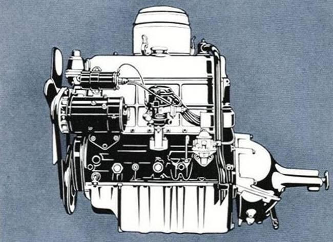Фото двигателя BMW М337 - 1