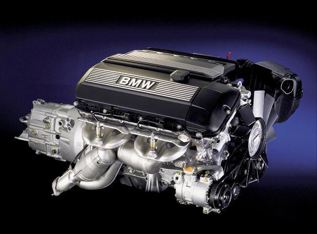 Фото двигателя BMW М52 - 3