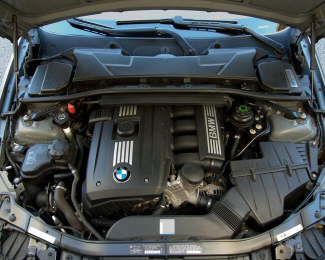 Фото двигателя BMW Н51 Б30 - 4