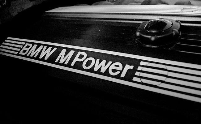 Фото двигателя BMW С52Б32 - 5