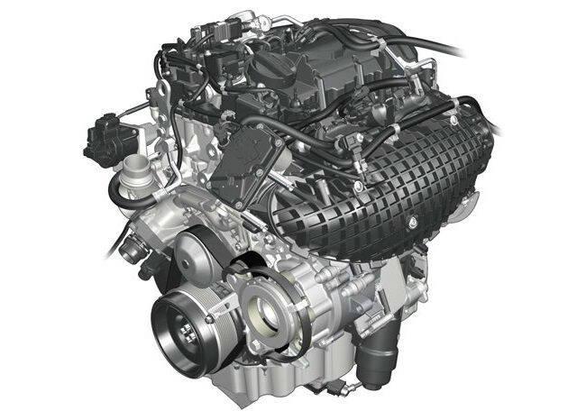 Фото двигателя BMW B38 для l12 i8