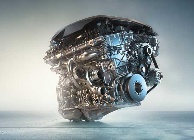 Фото двигателя BMW B58