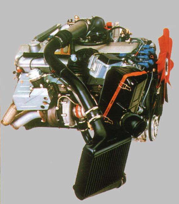 Фото двигателя BMW M106 - 1